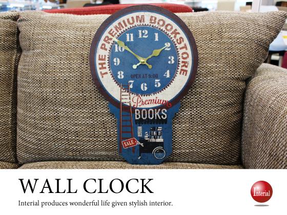 お洒落カワイイ!ビンテージデザイン掛け時計