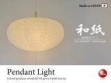和風2灯ペンダントライト(LED対応/ホワイト系)日本製