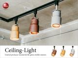 ダクトレール用1灯スポットライト(LED対応)