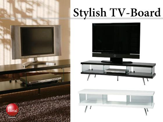 スタイリッシュ・テレビボード(幅150cm)
