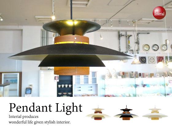 北欧デザイン・ペンダントライト(1灯)LED電球&ECO球使用可能