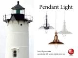 マリンデザイン・インテリアペンダントライト(1灯)LED電球&電球形蛍光灯球対応