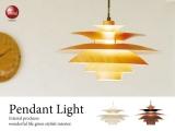 北欧デザイン・インテリアペンダントライト(1灯)LED電球&ECO球対応