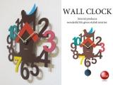 小鳥&巣箱デザイン振り子・壁掛け時計
