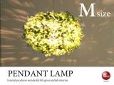 インテリアペンダントランプ/Mサイズ(1灯)LED電球&ECO球使用可能