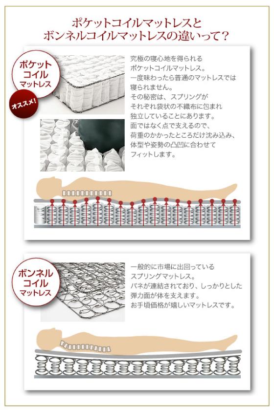 アイアンデザイン・ホワイトベッド(シングル)