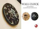アメリカンデザイン・インテリア壁掛け時計